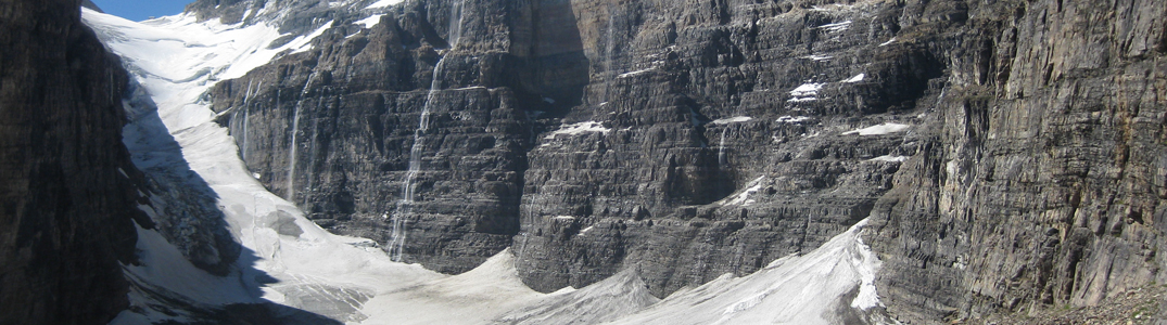 Plain of Six Glaciers Hike, Lake Louise, Alberta